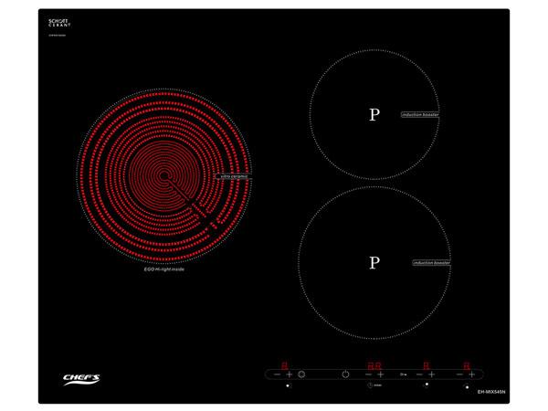 Bếp điện từ Chefs EH-MIX545N 1