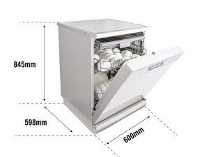 Máy rửa bát Texgio TG-W60F966 4