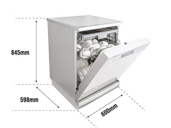 Máy rửa bát Texgio TG-W60F966 2