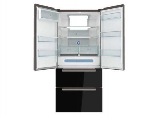 Hình ảnh thực tế tủ lạnh Teka RFD 77820 GBK