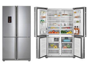 Tủ lạnh Teka NFE4 900 X 5