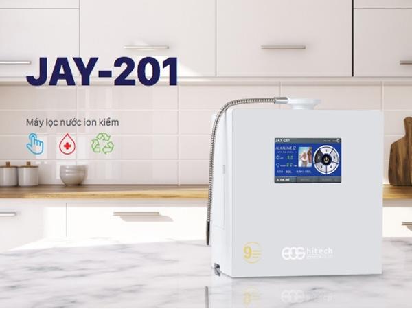 Máy lọc nước ion kiềm JAY 201 2