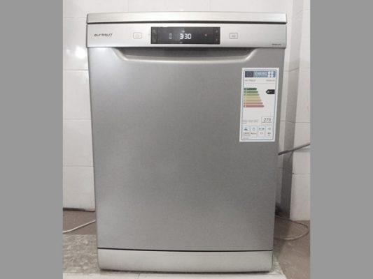 Hình ảnh thực tế máy rửa bát Eurosun SMS56EU05E
