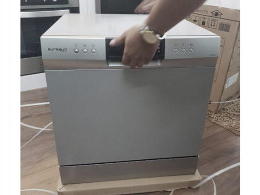 Hình ảnh thực tế máy rửa bát Eurosun SKS60E08EU