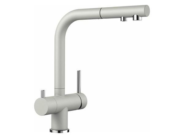Vòi rửa chén bát 3 đường nước Blanco FONTAS II 1